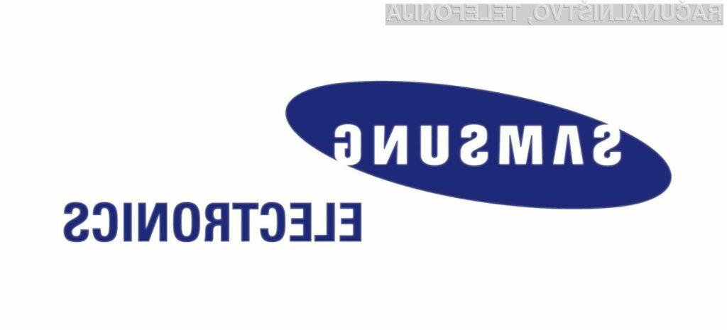 Zopet NE za Samsung