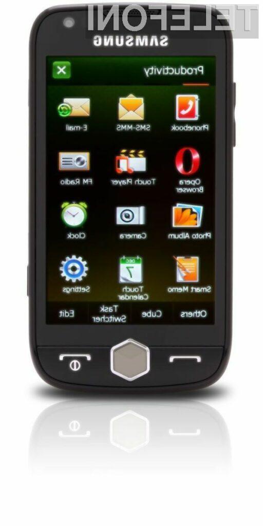 Samsung Omnia II premierno pri Mobitelu