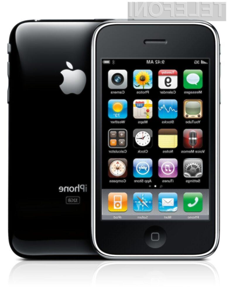 Kitajci preko spleta kupili samo 5 mobilnikov iPhone