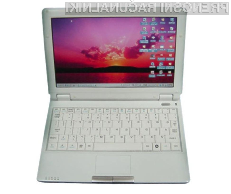 Žepni računalnik NorhTech Gecko Edubook ponuja veliko za relativno malo denarja.