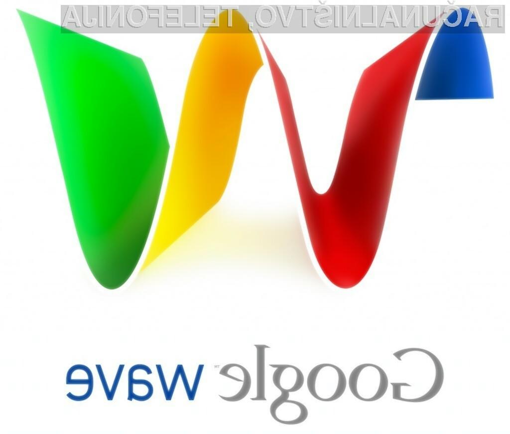 Če ste radovedni, kako Googlov Wave izgleda, ne odlašajte in ga preizusite.