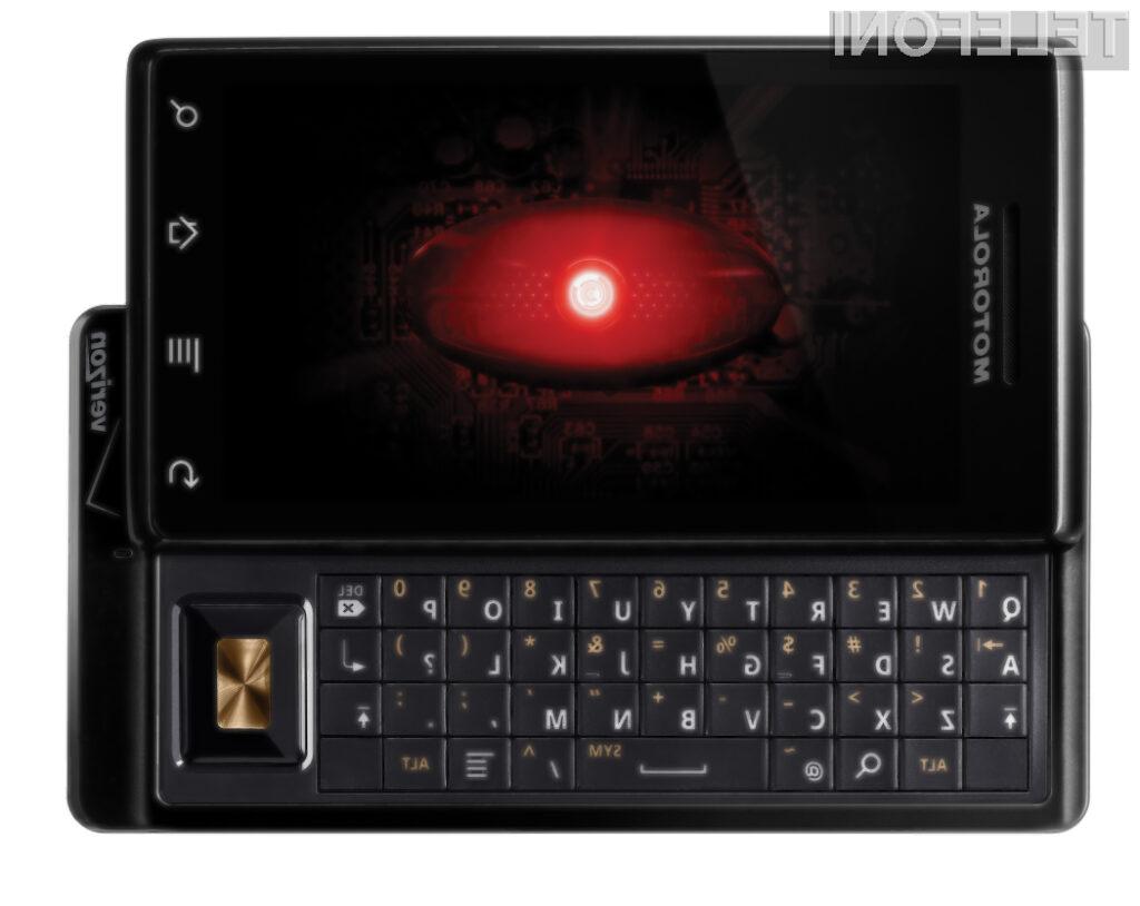 Motorola kaže svoje mišice na trgu mobilne telefonije.