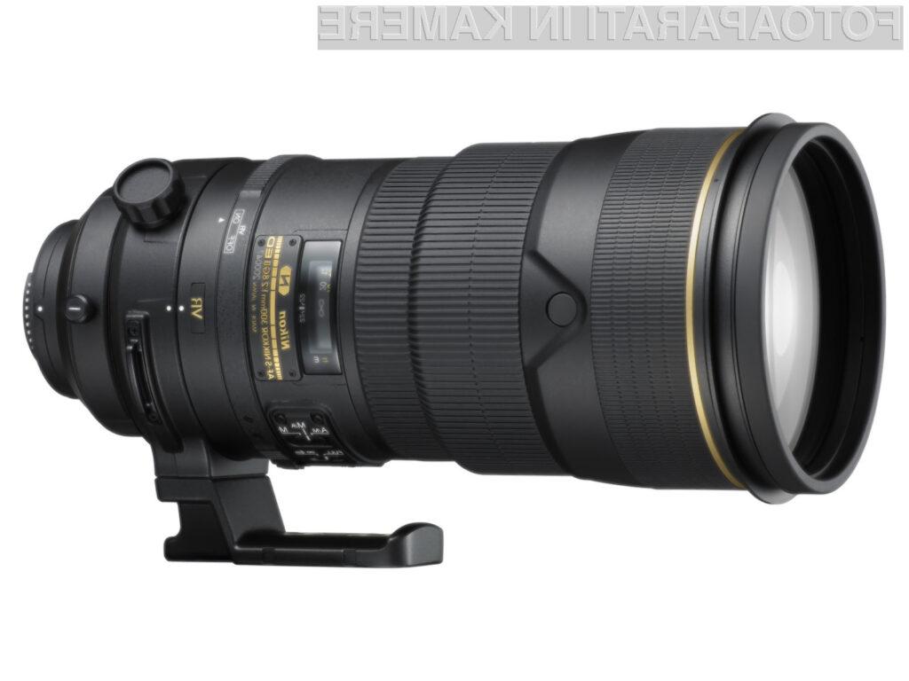 Nikon: AF-S NIKKOR 300 MM F/2,8G ED VR II