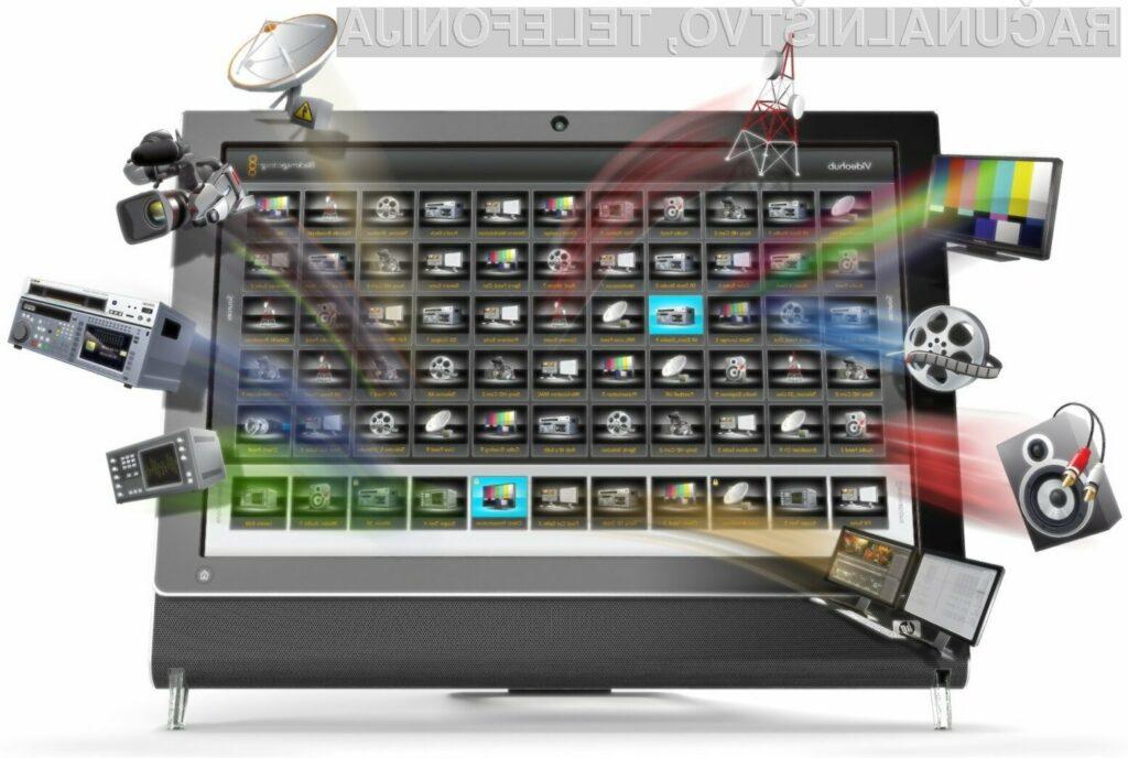 Najnovejšo programsko opremo si lahko uporabniki Videohuba prenesete brezplačno.