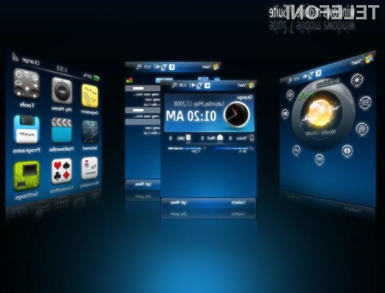 Windows Mobile 7 naj bi odločilno vplival na prihodnost razvoja Microsoftovih mobilnih platform.