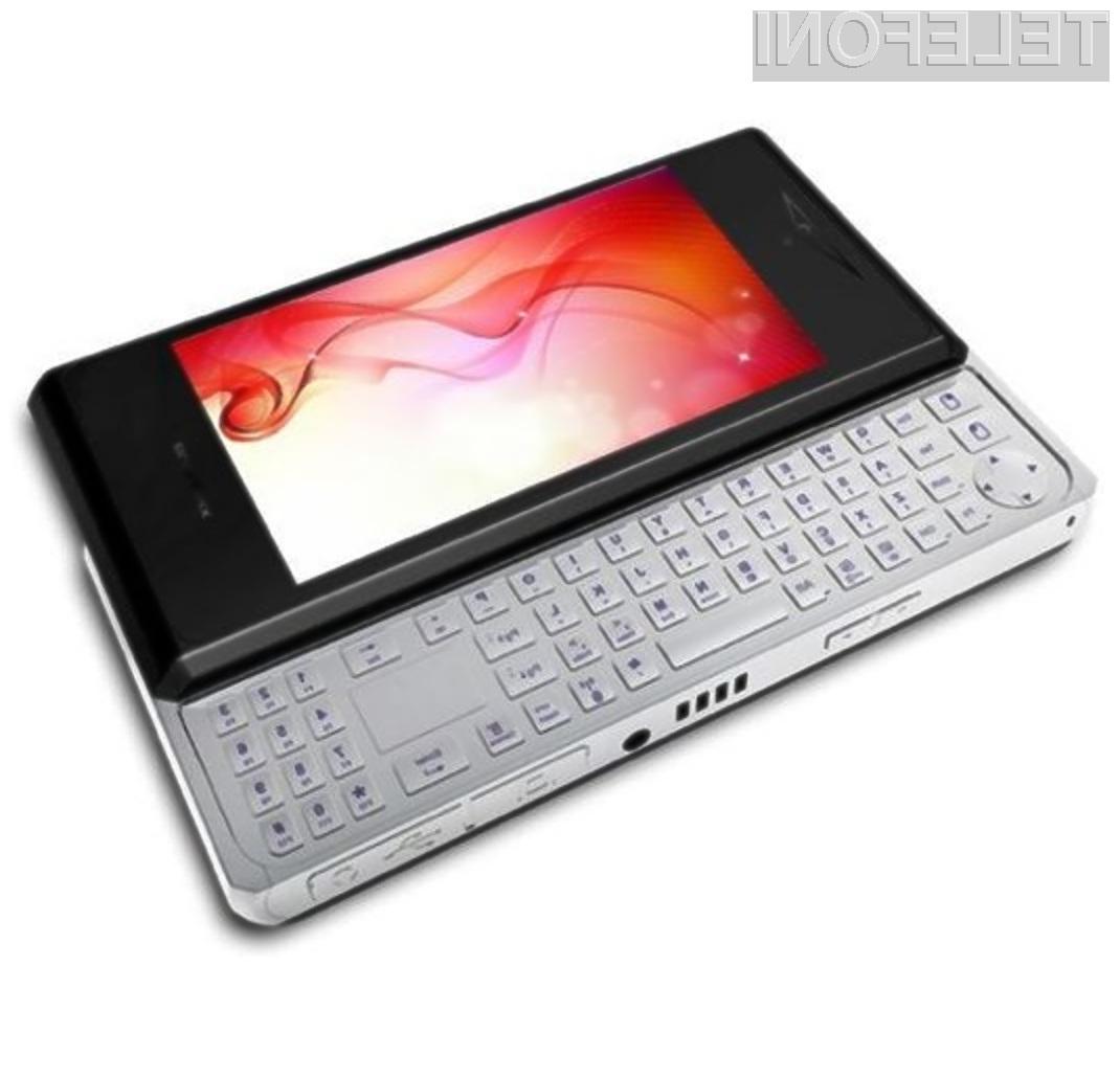 ITG xpPhone - mobilni telefon, internetna mobilna naprava in žepni računalnik v eni napravi!