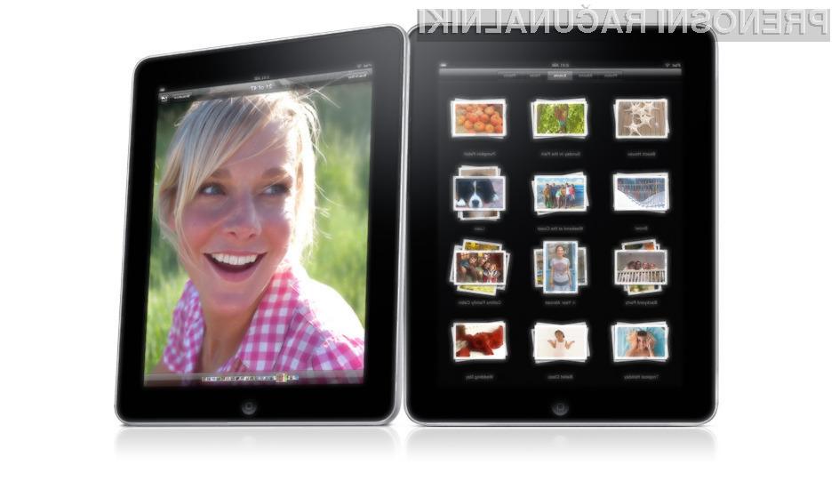 Apple iPad bo dobil dve uporabni in tudi stilsko lepo oblikovani torbi.