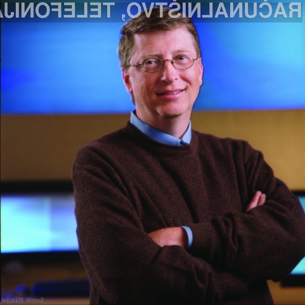 Bill Gates je ponovno pokazal veliko srce.