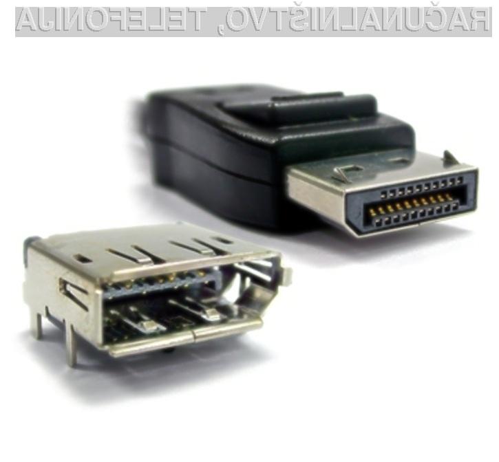 Standard DisplayPort 1.2 prinaša malo revolucijo na področju grafičnih priključkov.
