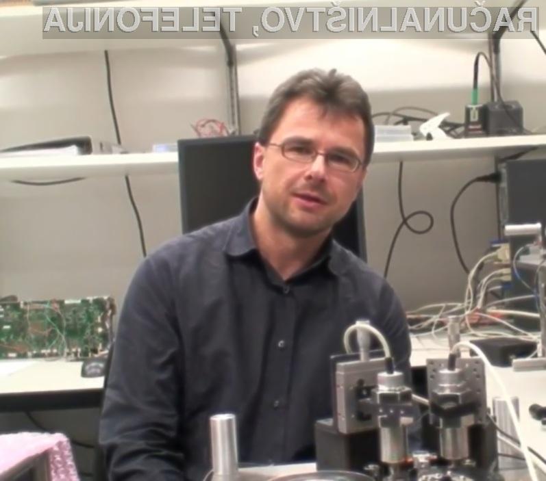 Z novimi magnetnimi trakovi bodo podjetja lahko za daljši čas shranila še več podatkov!