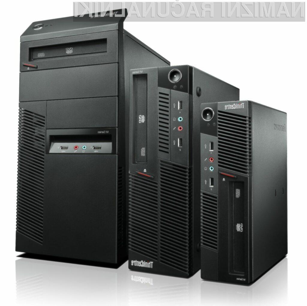 Družina Lenovo ThinkCenter M90