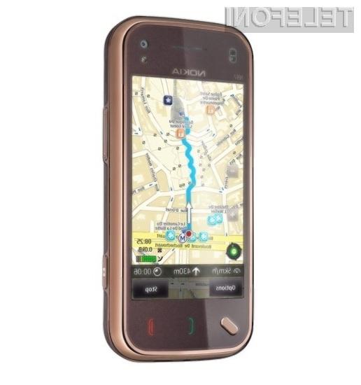 Brezplačni navigacijski sistem Nokia Ovi Maps preprosto navdušuje!