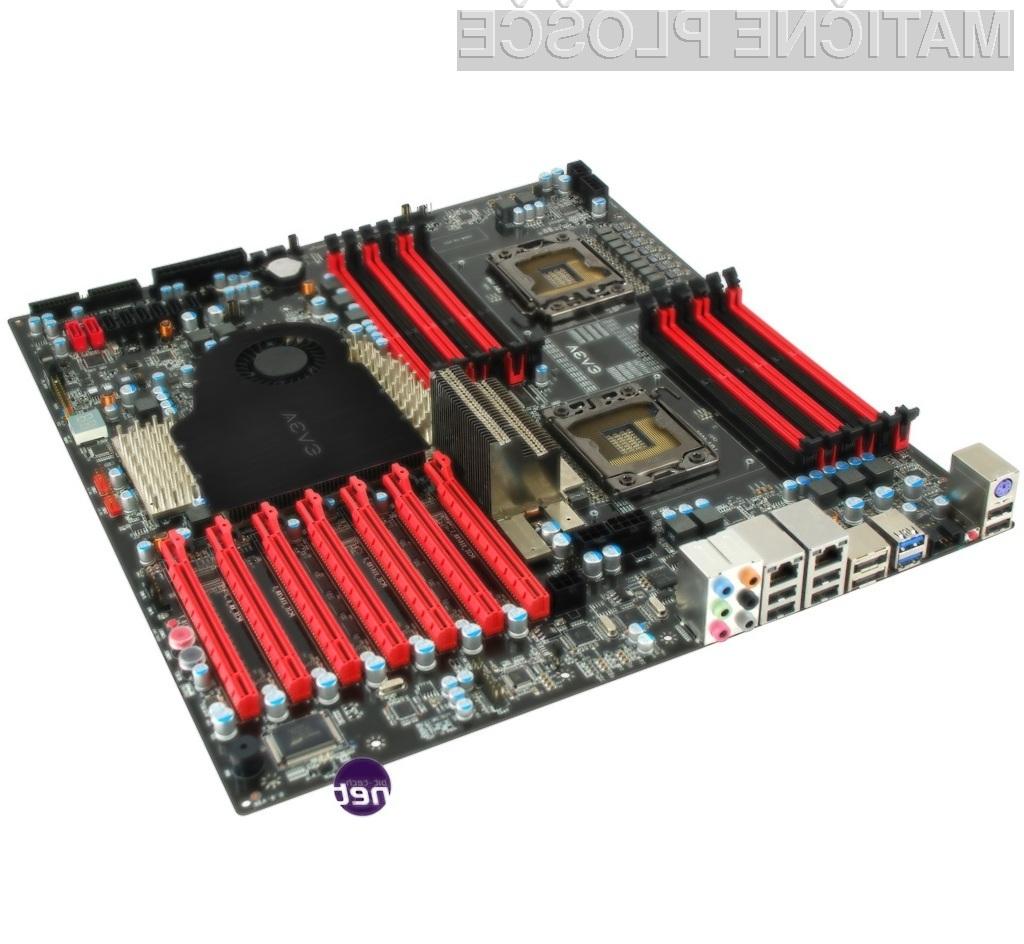 EVGA W555 je idealna osnovna plošča za sanjski računalnik, namenjen igranju iger.