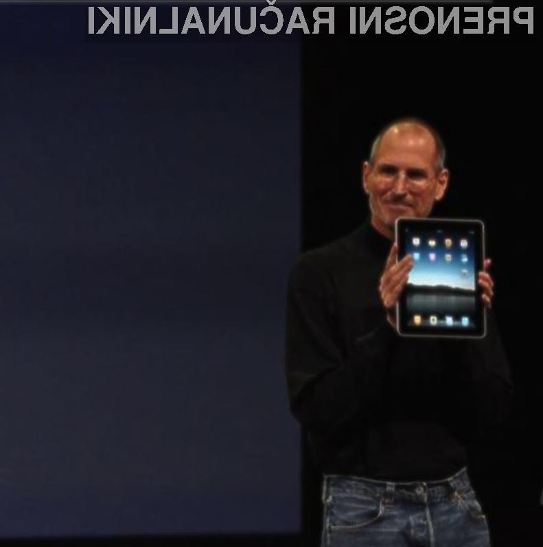 Prvi Applov tablični računalnik je končno ugledal luč sveta!