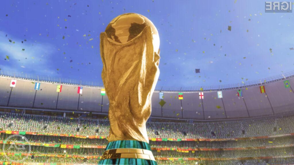 Novo svetovno prvenstvo v nogometu pričakovano prinaša tudi novo igro.