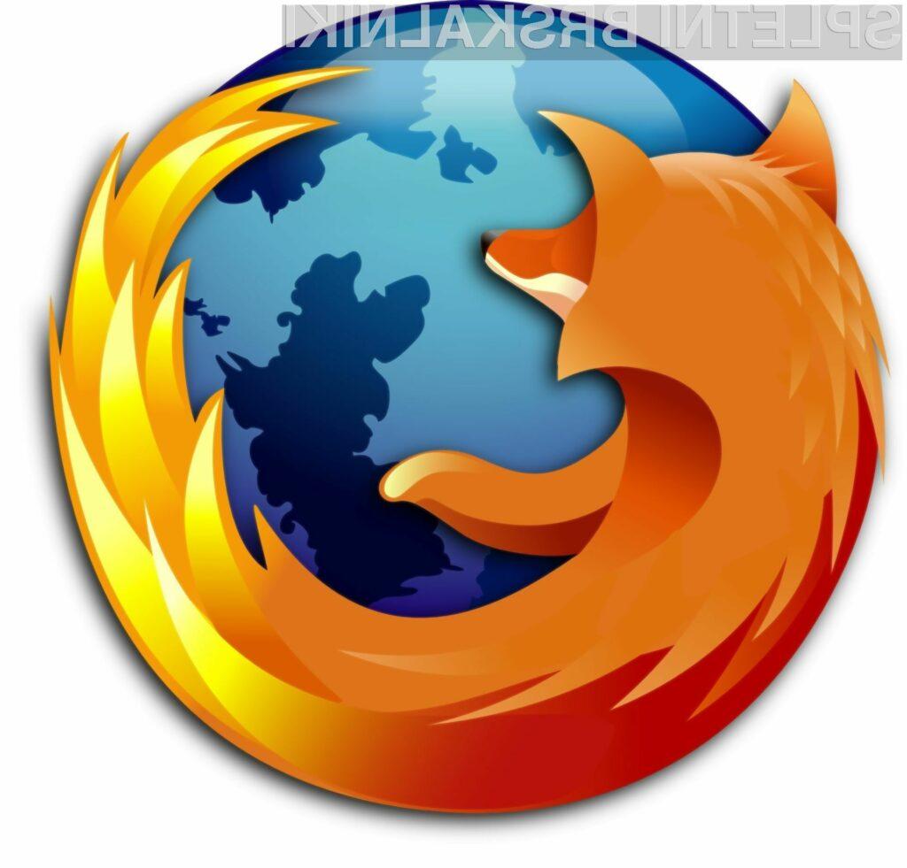 Na Firefox 4 bo potrebno še precej čakati.