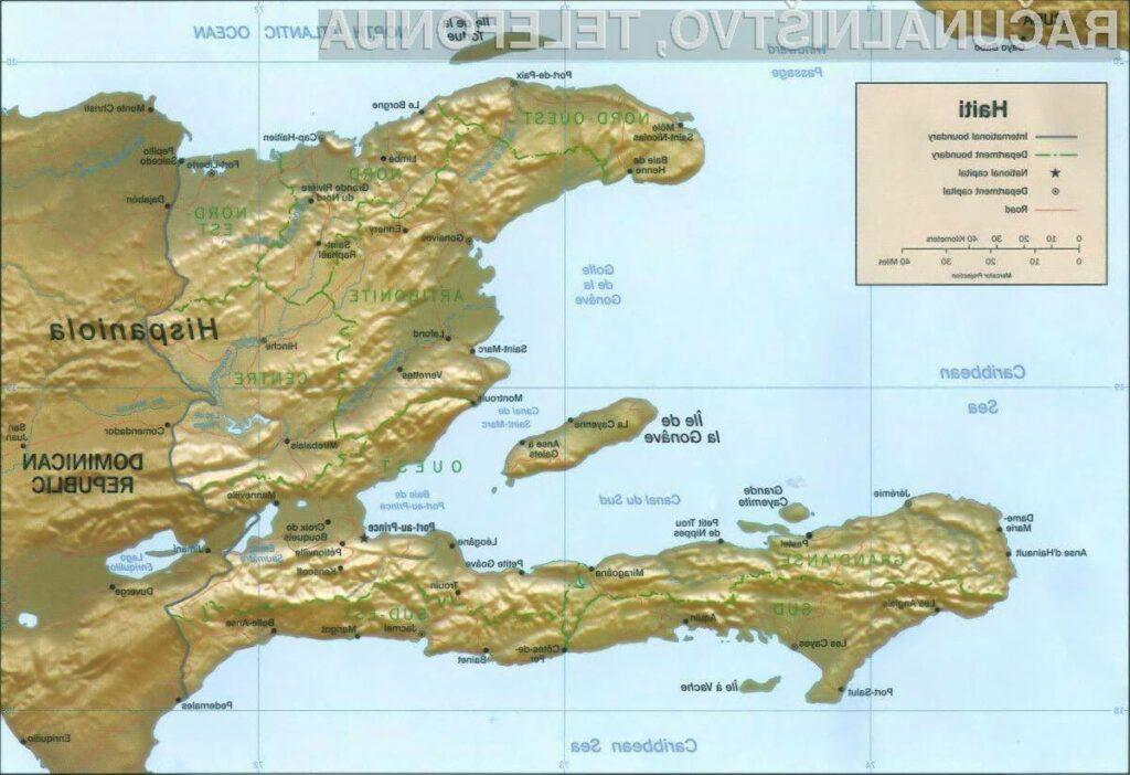 Ameriški Rdeči križ je zadovoljen z odzivom Američanov po potresu na Haitiju.