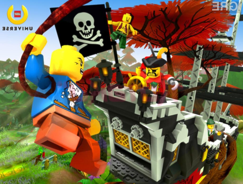 Legendarne Lego kocke se selijo na svetovni splet!