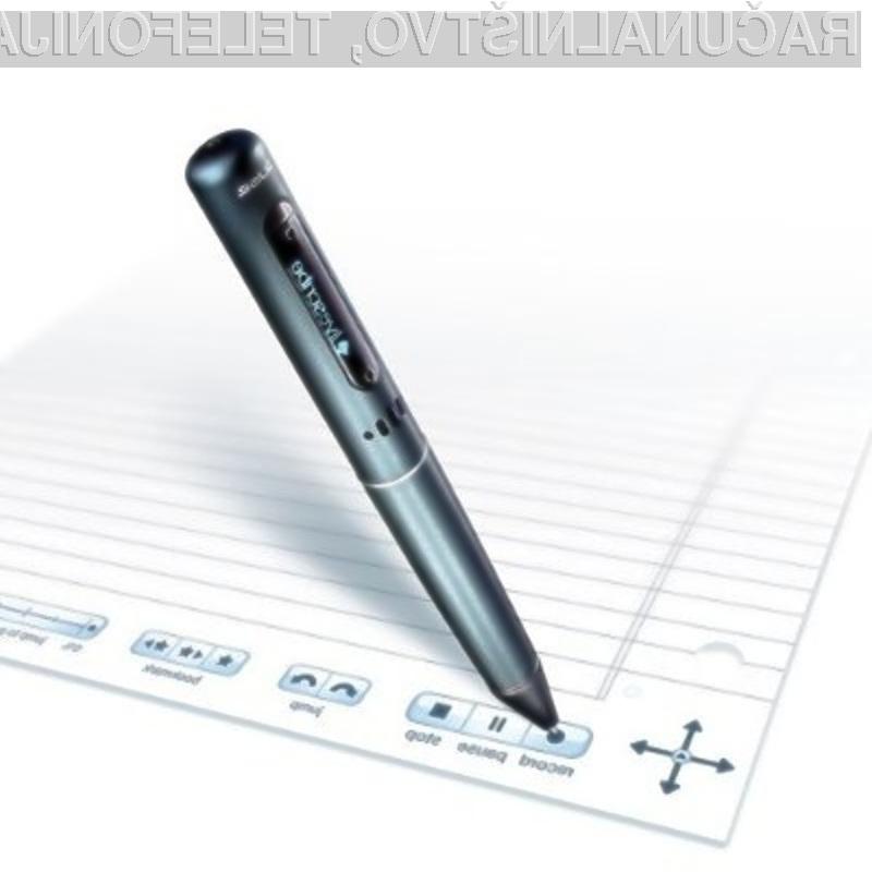 Digitalno pero je priročen in vsestranski delovni pripomoček!