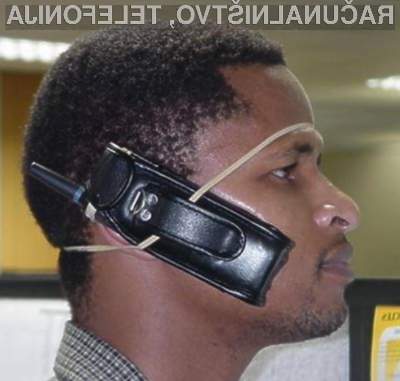 Sevanje mobilnih telefonov ima lahko tudi zdravilne učinke!