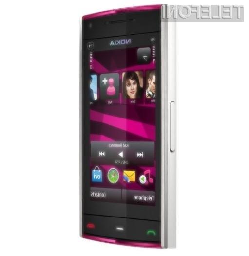 Cenejša različica pametnega mobilnega telefona Nokia X6 se bo zagotovo tržila za med!