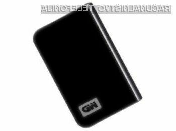 Prenosni disk  WD EXT.HDD 320GB 6,5 cm USB2 BLACK WDME3200TE