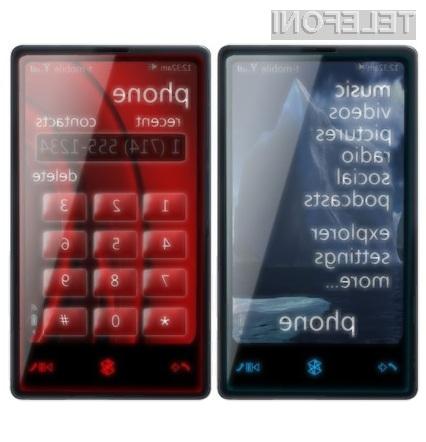 Mobilni telefon Microsoft Zune Phone naj bi luč sveta ugledal na konferenci Mobile World Congress.