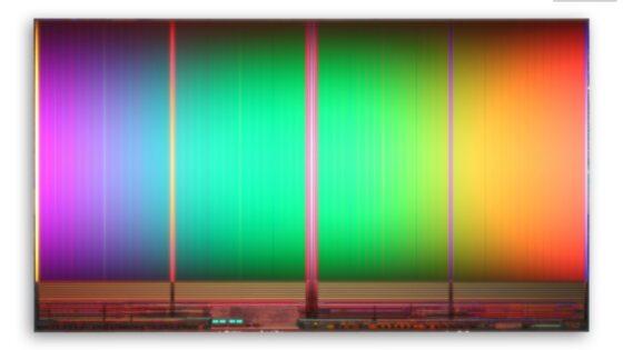 NAND - najmanjša polprevodniška tehnologija na svetu.