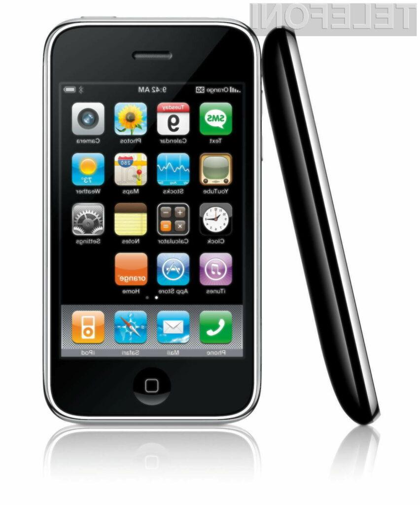 Uporabniki imajo svoj iPhone oziroma iPod Touch radi.