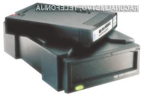 Tračna enota Tandberg RDX Quikstor 40 GB