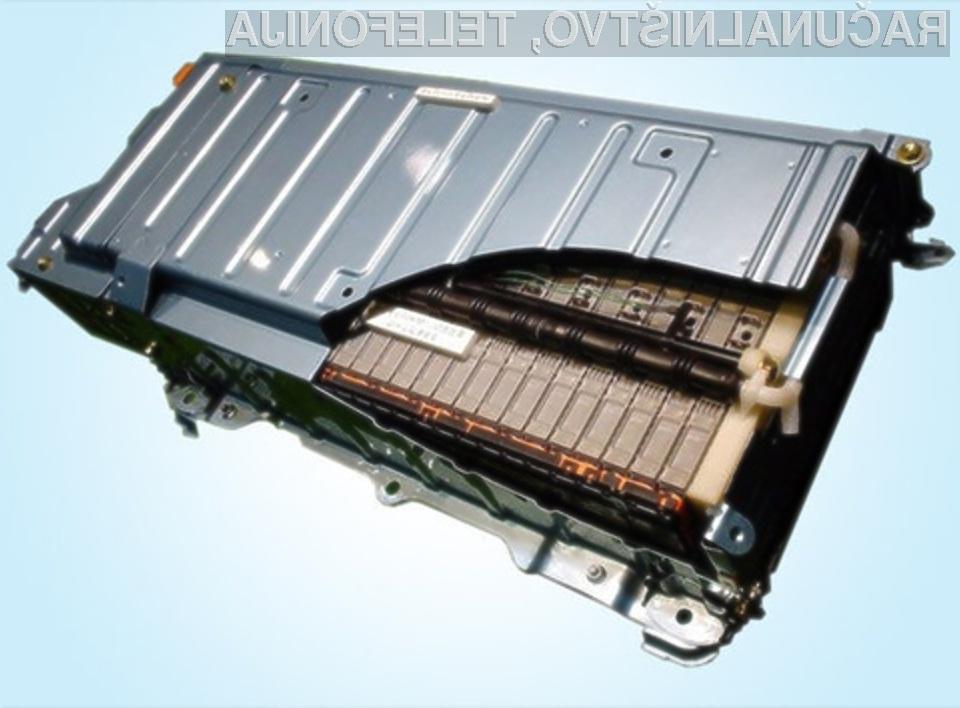 Z novimi litij-ionskimi baterijami bodo hibridni in električni avtomobili delovali bistveno dlje.
