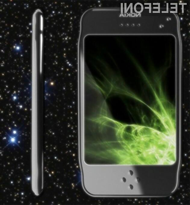 Nokia Orion - vrhunski mobilni telefon in prenosna igralna konzola v enem.