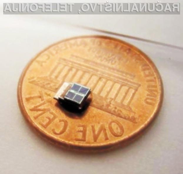 Najmanjši solarni senzor doslej obeta veliko!