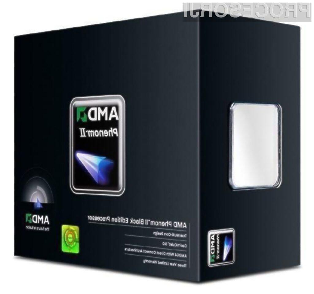 Šestjedrni procesorji AMD naj bi se brez težav postali po robu najzmogljivejšim Intelovim procesorjem.
