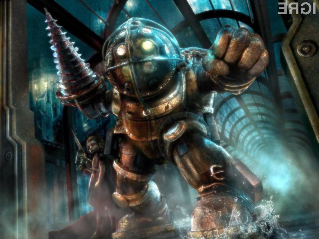 Čakajo nas zanimivi dodatki za igo Bioshock 2.
