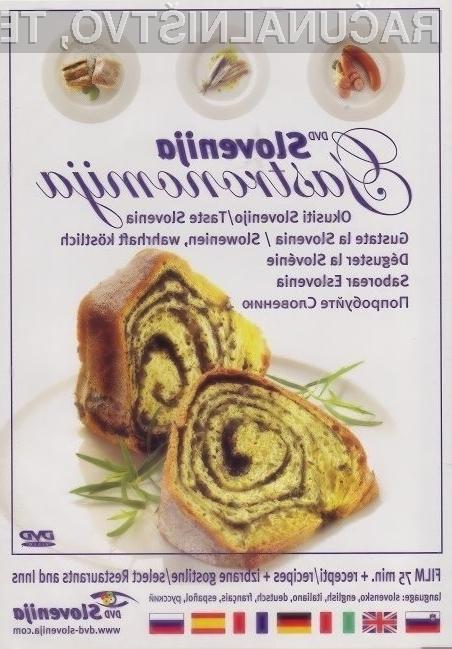 DVD Gastronomija