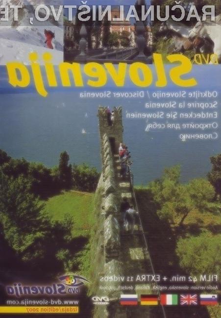 DVD Slovenija