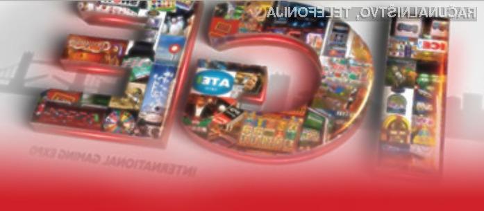 Na sejmu igralniških tehnologij IGE 2010 ekipa HERMES SoftLaba prvič razstavlja v bližini prostora ICEi, ki je namenjen predstavitvi spletnega igralništva.