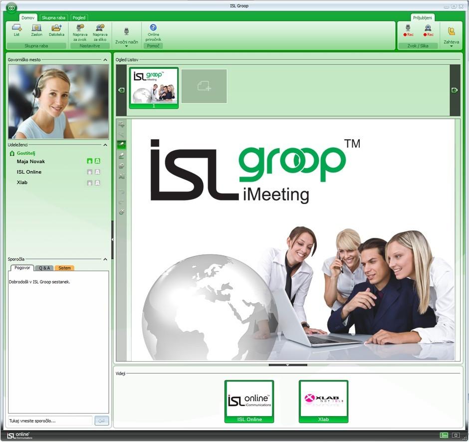 ISL Groop 2.0