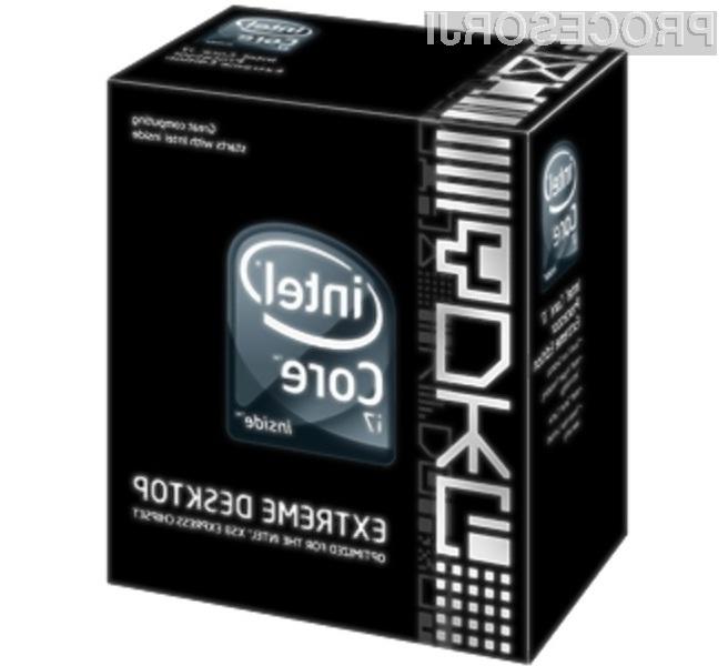 Novi Intelov paradni konj Core i7-980X je že naprodaj pri naših severnih sosedih!