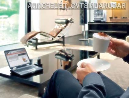 Si predstavljate: »Klik na namizje in kavni avtomat nam že pripravlja kavo?«