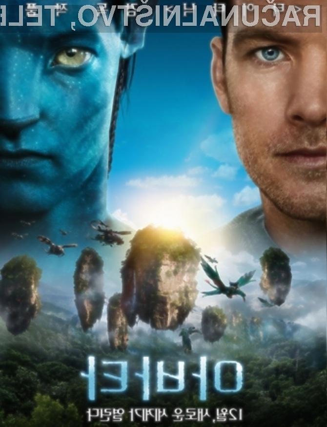 Filmska uspešnica Avatar v štirih dimenzijah je med Južnokorejci sila priljubljena!