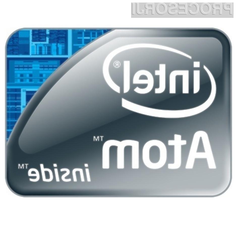 Nova generacija procesorjev Intel Atom bo bogatejša za pomnilniški krmilnik DDR3.