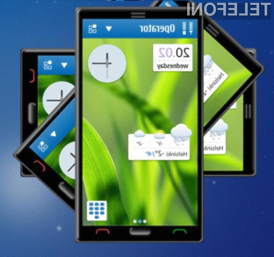 Mobilni operacijski sistem Symbian^3 stavi predvsem na varnost in uporabnost!