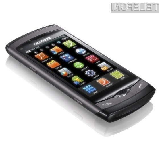Mobilni operacijski sistem Samsung Bada predstavlja neposredno konkurenco Symbianu.