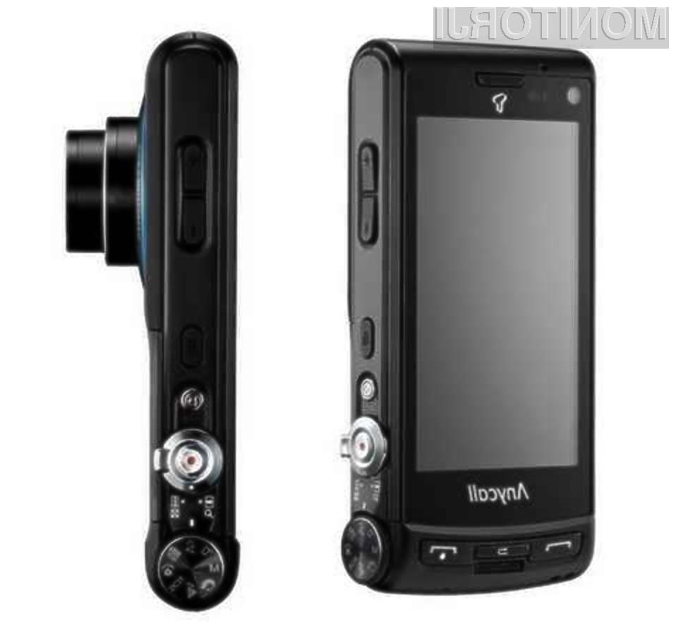 Prvi na dotik občutljivi zaslon AMOLED podjetja Samsung Mobile Display preprosto navdušuje!
