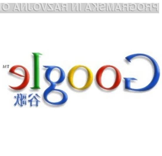 Google naj bi na Kitajskem ohranil le aktivnosti, povezane s spletnim oglaševanjem.