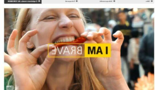 I am brave - Nikon
