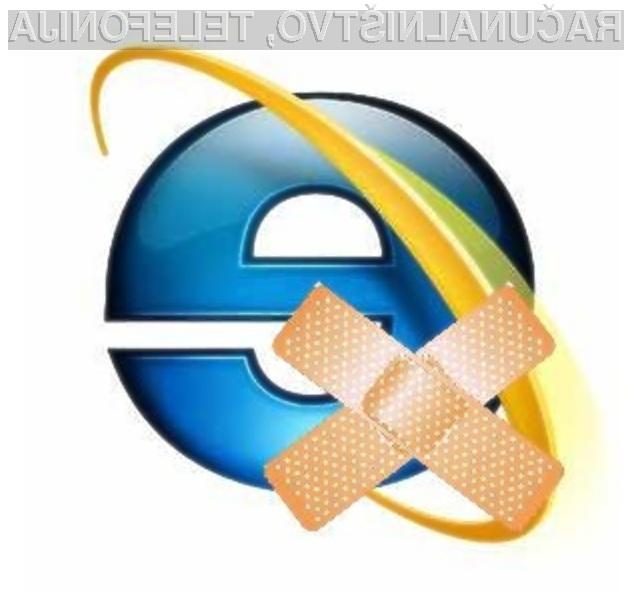 Microsoft se je s pripravo varnostnega popravka za IE 6 in 7 tokrat resnično potrudil!