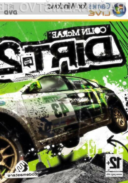 Igra Colin Mcrae: Dirt 2